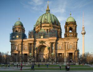 Oberpfarr- und Domkirche zu Berlin