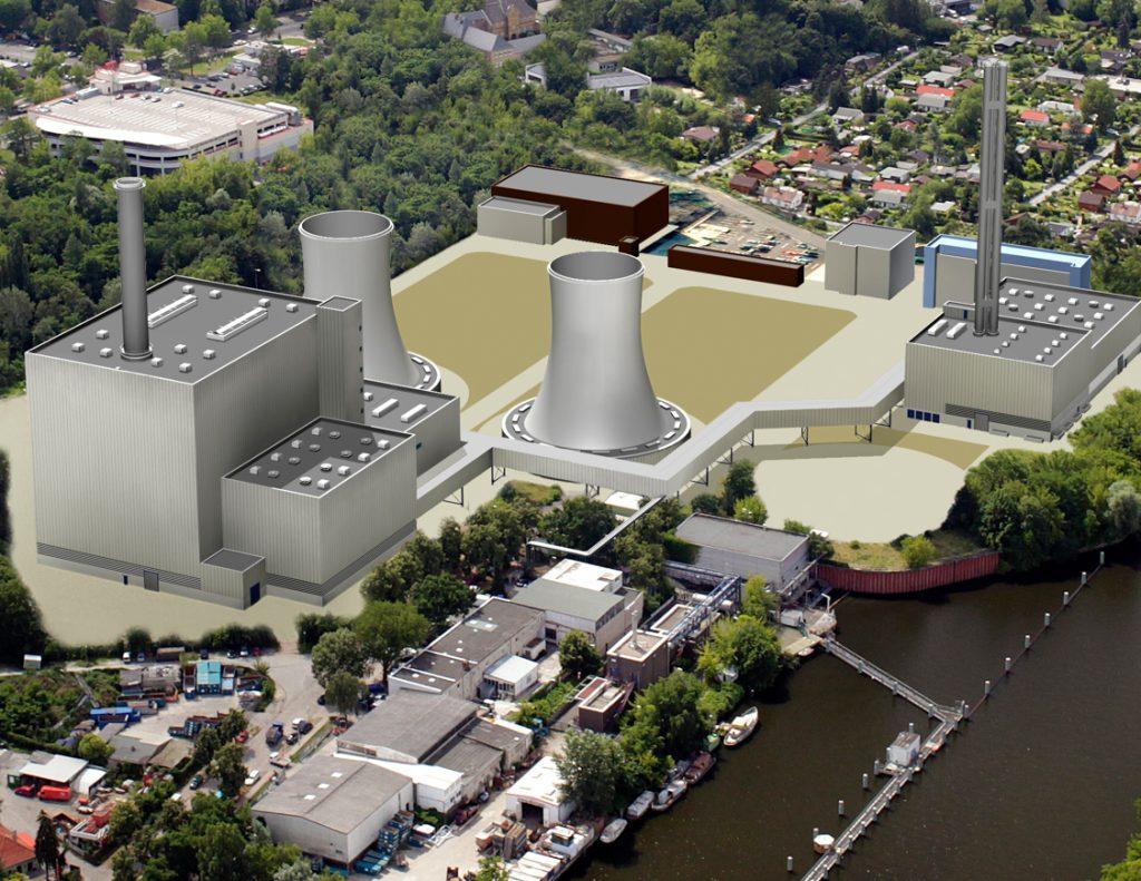 Kraftwerk Lichterfelde