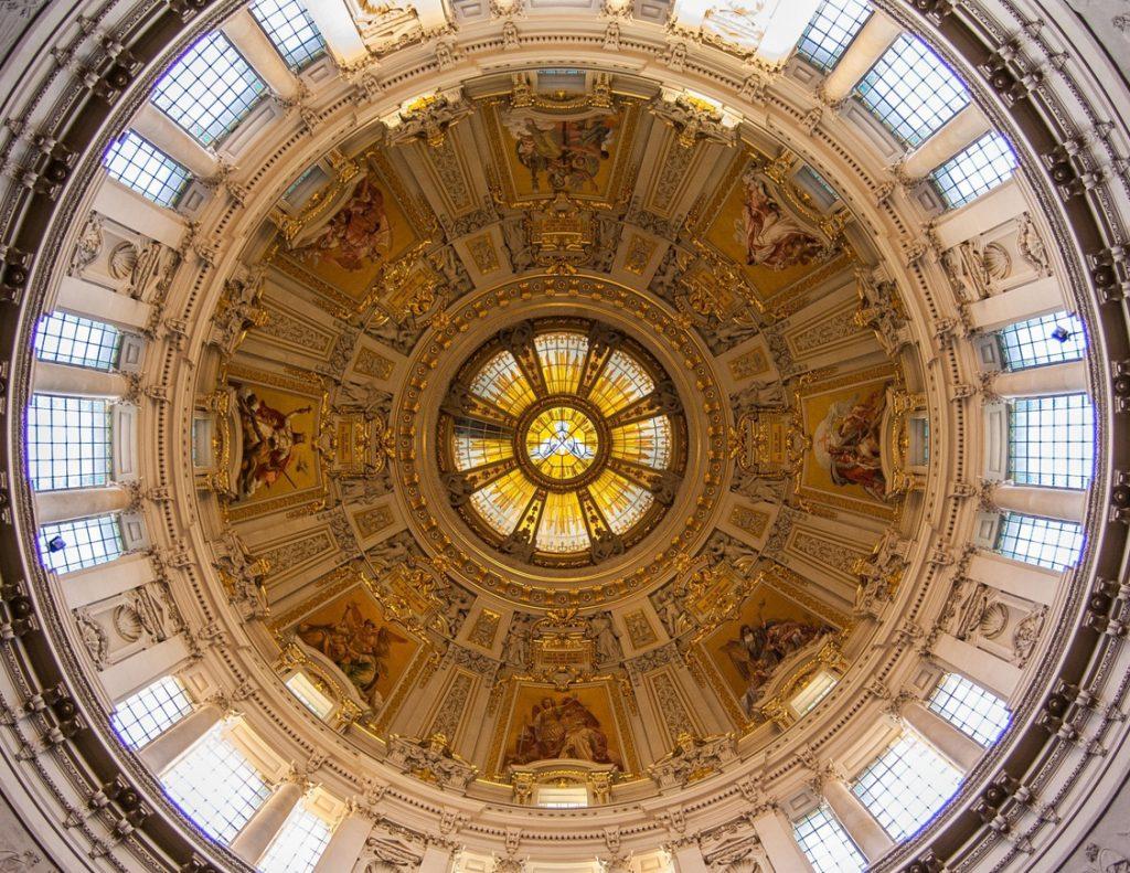 Lautsprecheranlage Im Berliner Dom Akustikbüro K5 Gmbh