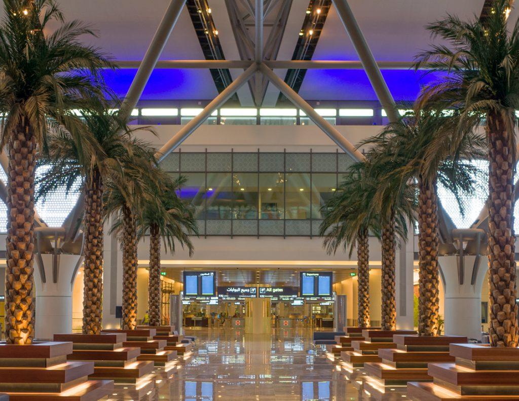 Flughafen Maskat