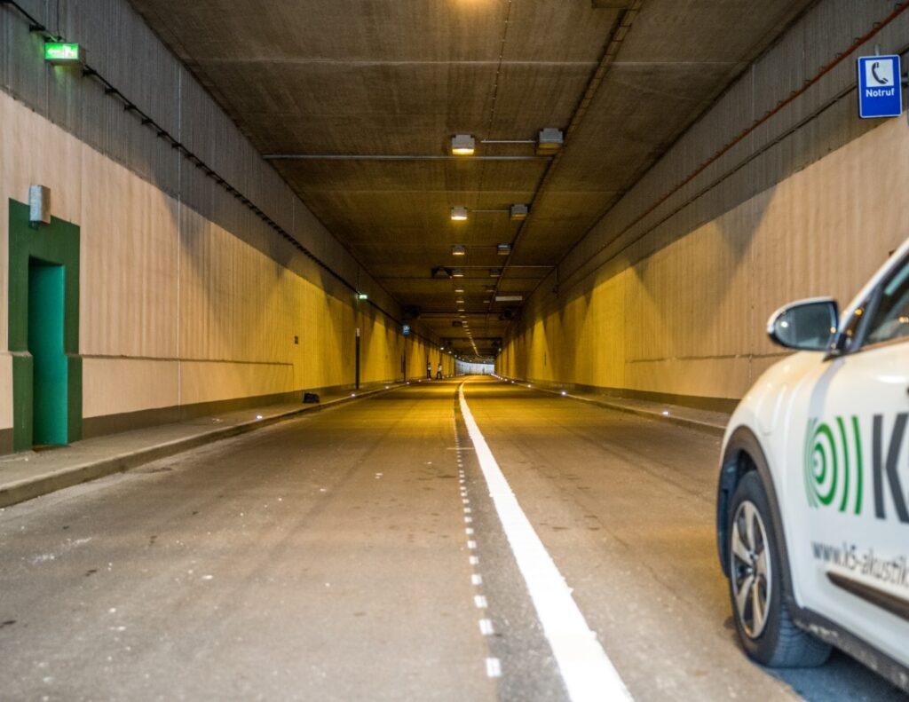 Tunnel Fraport