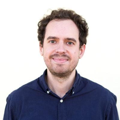 B. Eng. Johannes Lemberger ist Projektingenieur