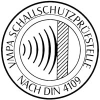 VMPA-Prüfstelle gem. DIN 4109